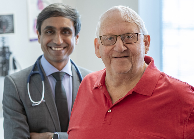 New Heart Procedure Reduces Ron's Risk of Stroke