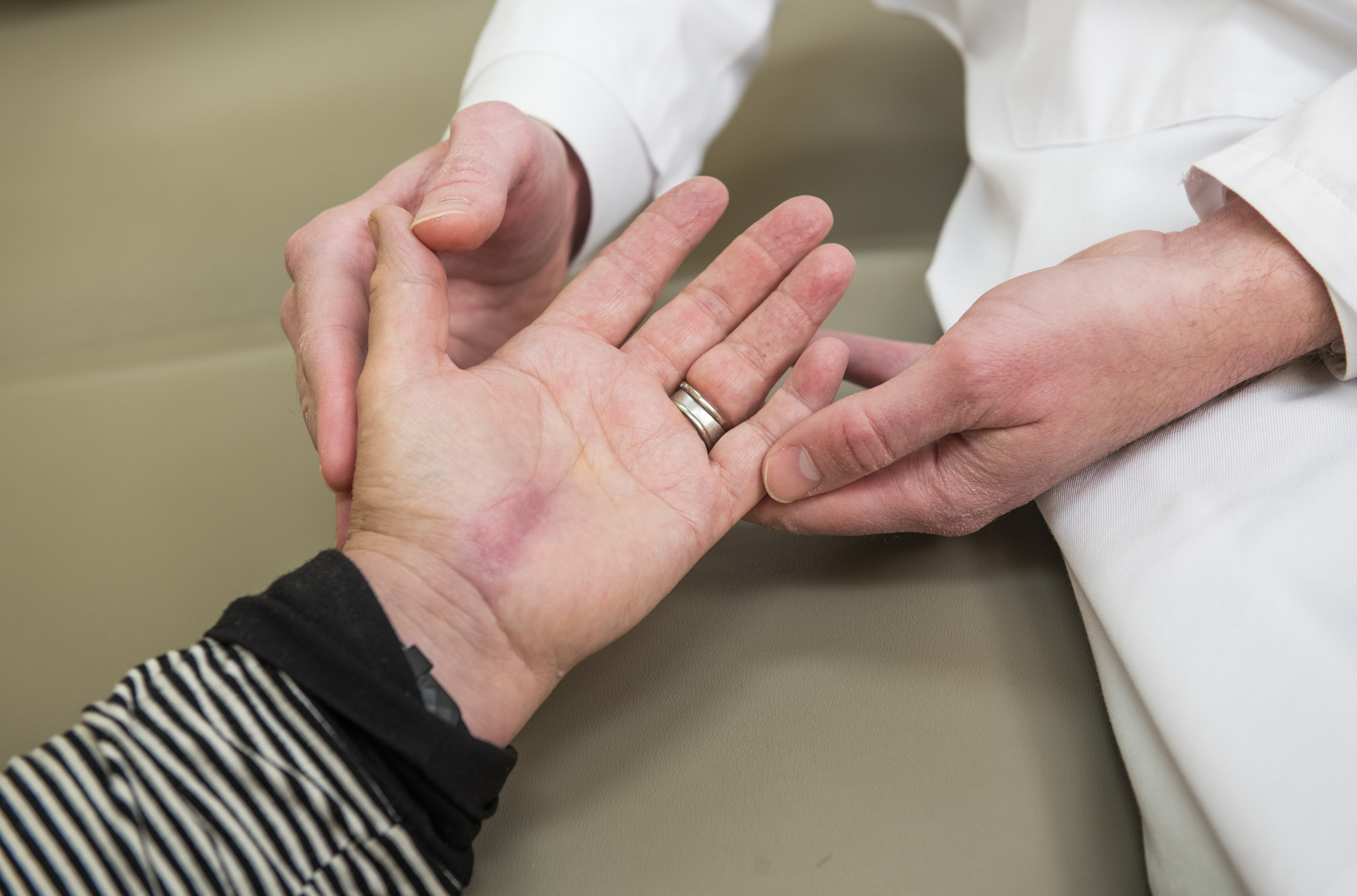 Getting a Grip: Innovative Wide-Awake Surgery for Treating Hand and Wrist Conditions